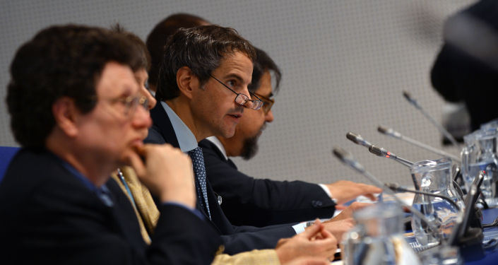 Rafael Grossi, nuevo director general del OIEA