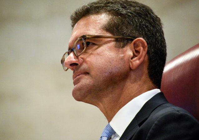 Pedro Pierluisi, gobernador de Puerto Rico