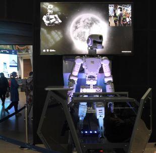 El robot humanoide ruso Fedor