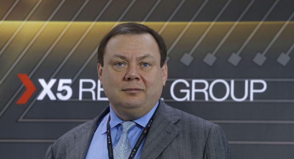 Mijaíl Fridman, empresario ruso