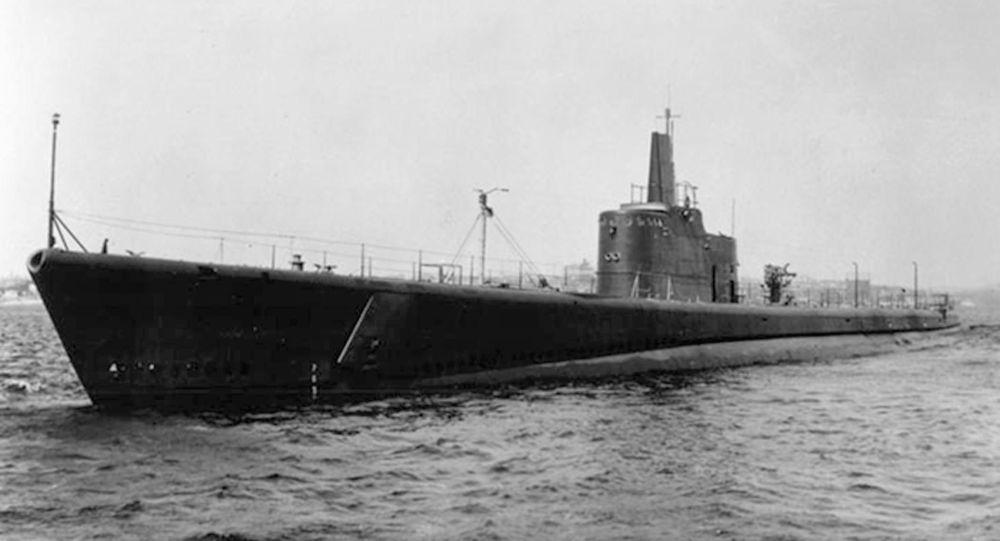 El USS Grunion