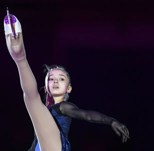 Kamila Valieva, patinadora rusa