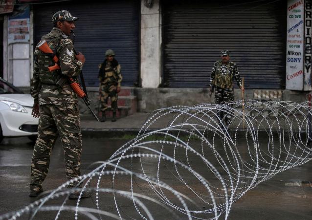 Situación en Cachemira