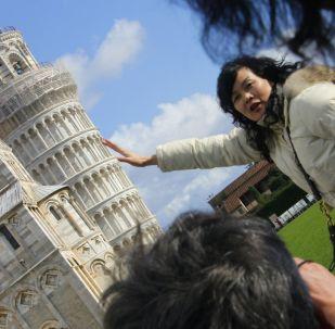Mundo 'inclinado': un viaje por destinos extraordinarios