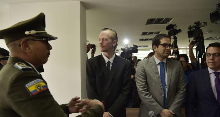 Ola Bini, acusado por Ecuador por un ciberataque