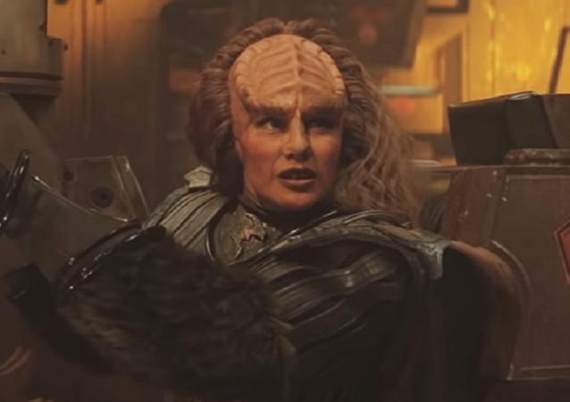 Barbara March en 'Star Trek'