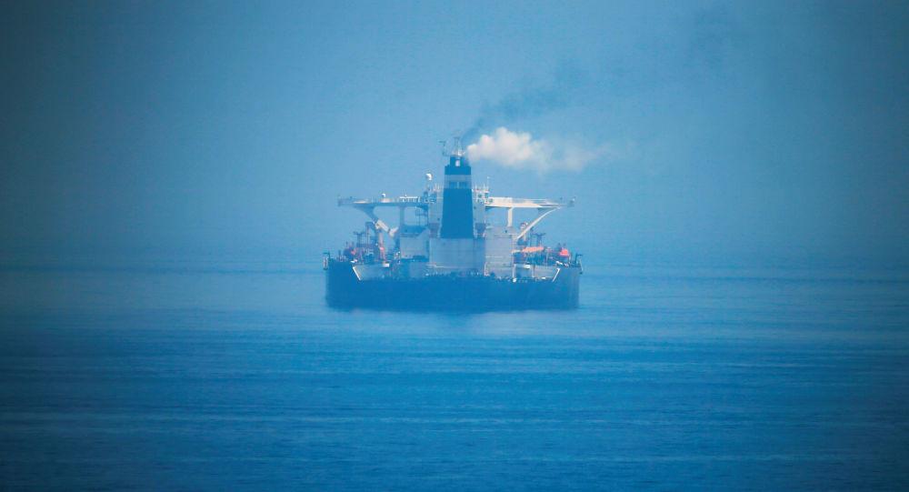 El petrolero iraní Grace 1