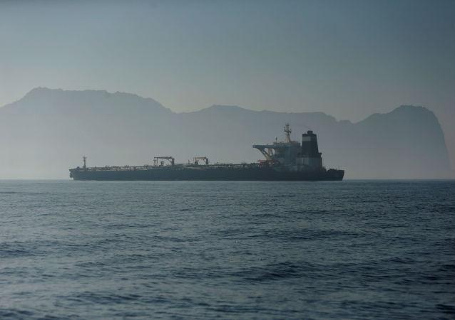 Un petrolero (imagen referencial)