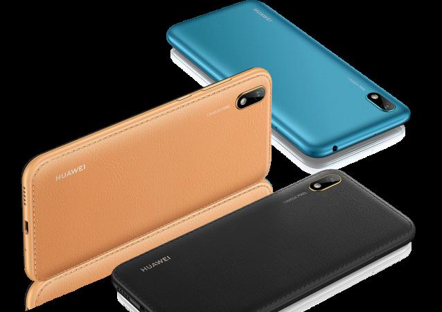 El Y5 de Huawei de 2019