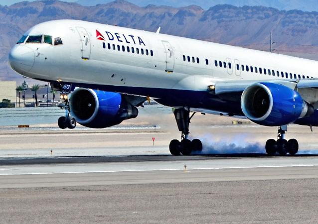 Boeing 757 de la aerolínea Delta (archivo)