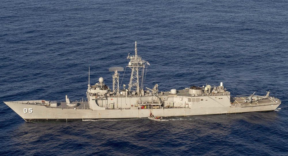HMAS Melbourne, fragata australiana de clase Adelaide