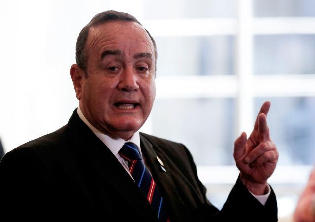 Alejandro Giammattei, el presidente electo de Guatemala