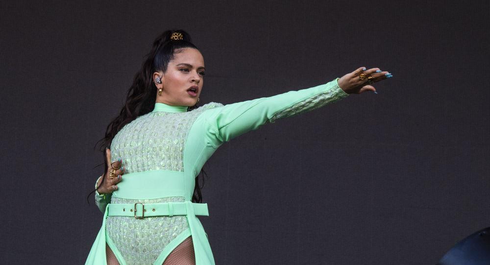 Rosalía, cantante española