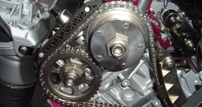 Motor de combustión (imagen referencial)