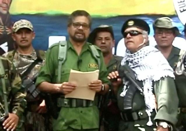 El excomandante de las FARC, Iván Márquez, anuncia que retoma la lucha armada