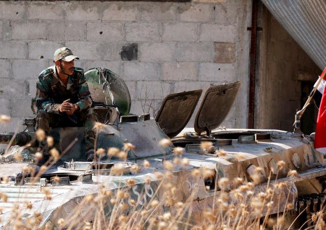 Situación en Idlib