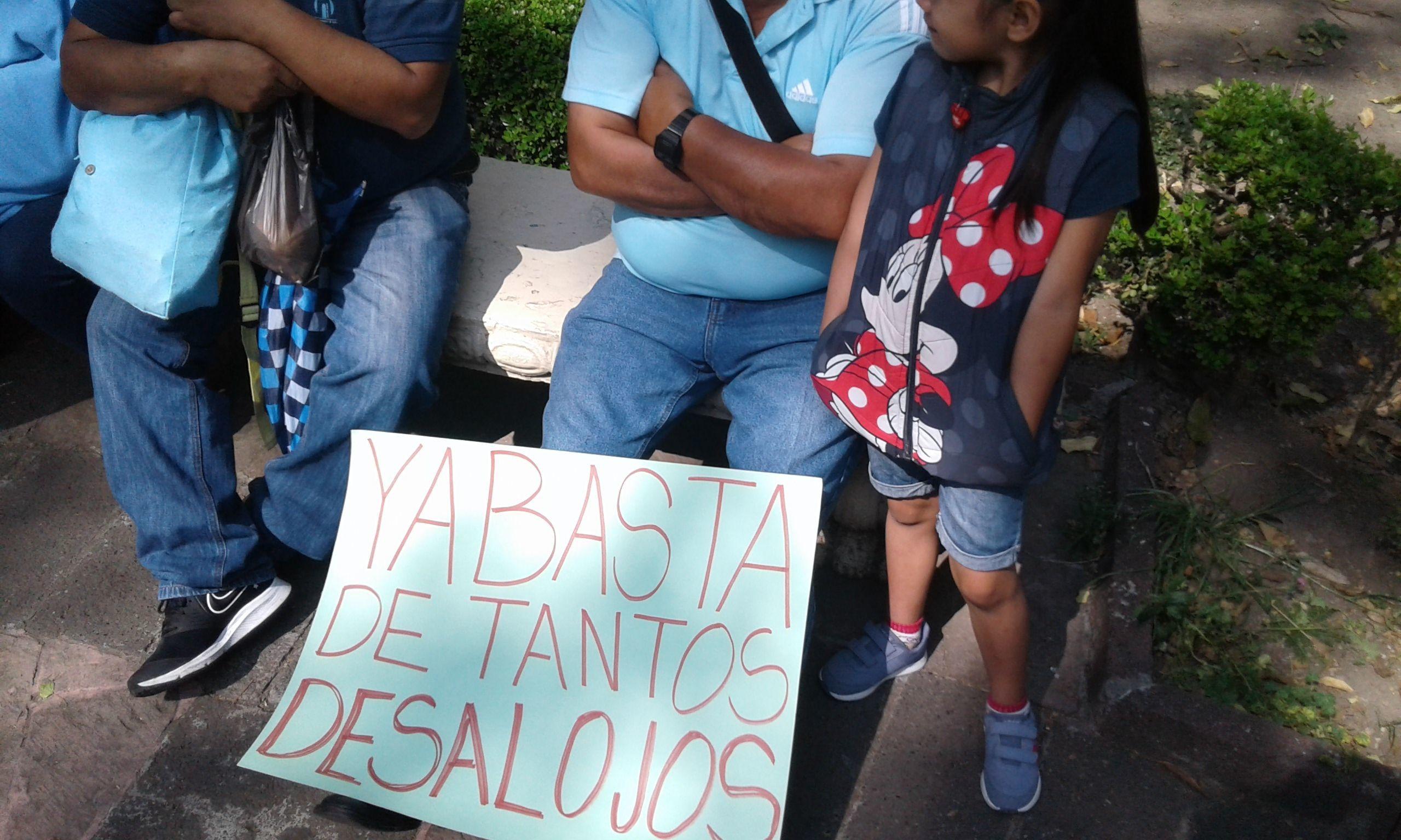 Más de 3,000 desalojos arbitrarios se producen cada año en ciudad de México