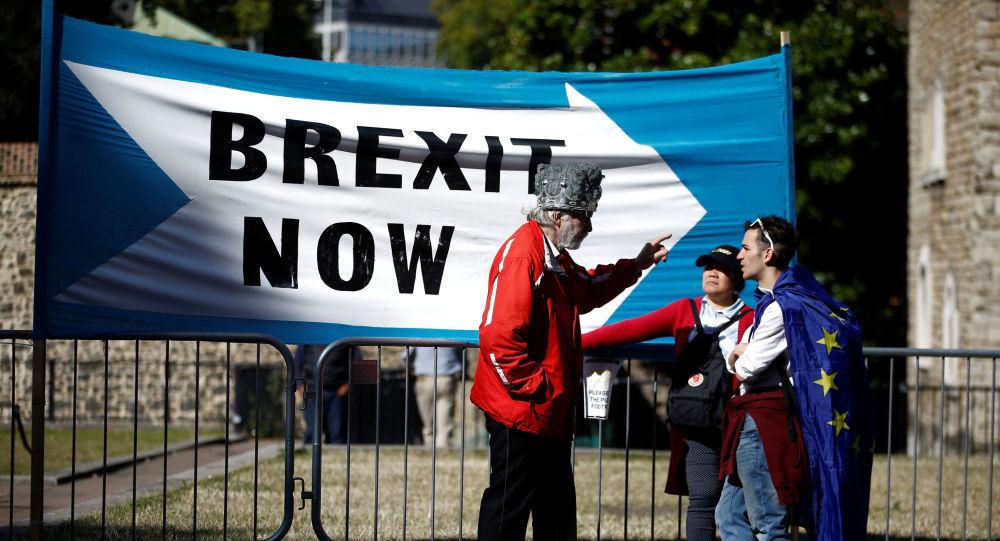 Los partidarios de Brexit