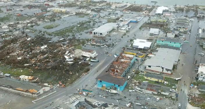 Consecuencias del paso del huracán Dorian en las Islas Abaco, Bahamas