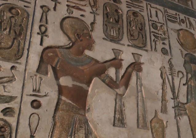 Varias tumbas del Antiguo Egipto vuelven a renacer