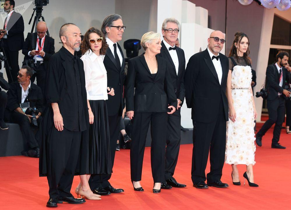 El Festival de Venecia llega a su fin celebrando el cine