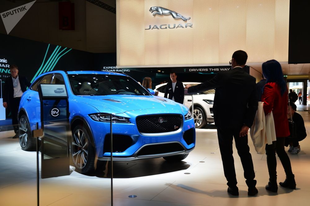Lo último de los mejores autos en el Salón Internacional del Automóvil de Fráncfort