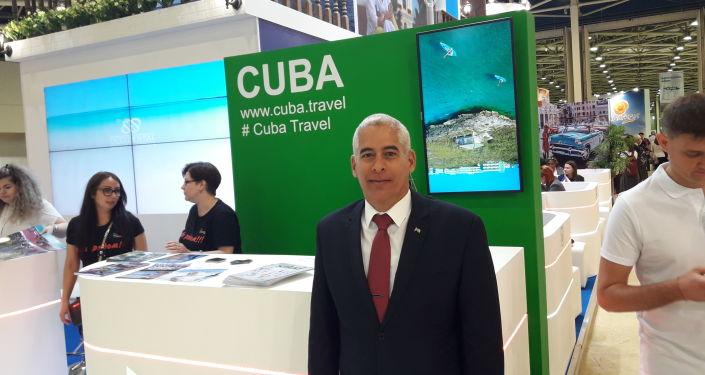 El embajador de Cuba en Rusia, Gerardo Peñalver Portal