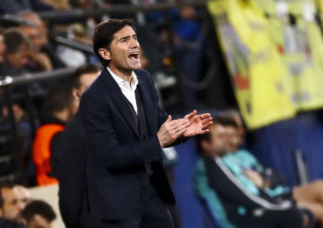 Marcelino García Toral, exentrenador del FC Valencia