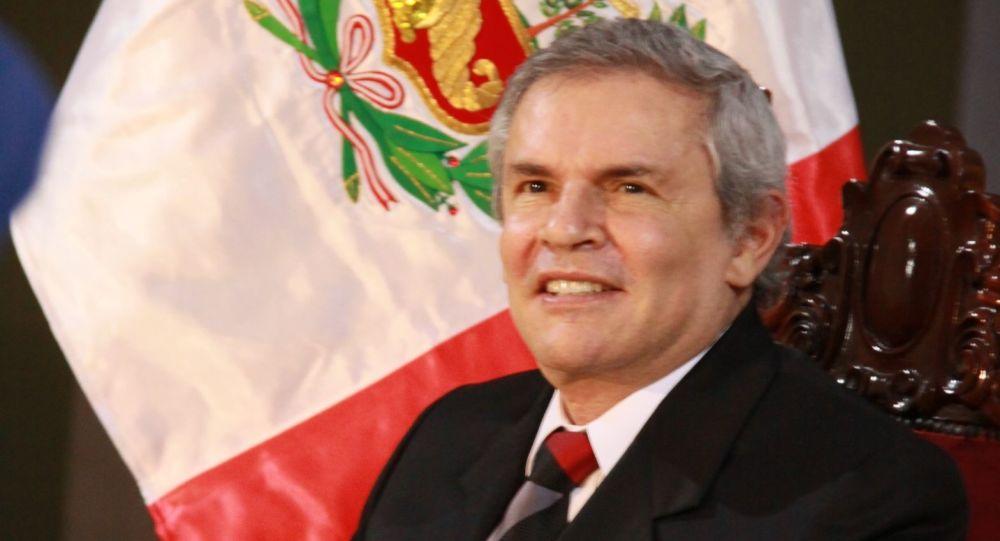 Luis Castañeda Lossio, exalcalde de Lima