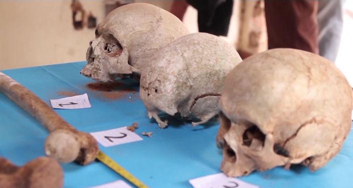 Conmoción en Paraguay por los restos humanos hallados en la finca del exdictador Stroessner