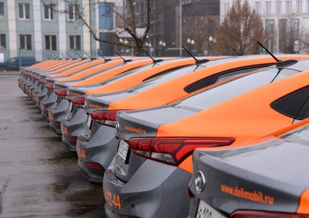Los servicios de carsharing en Moscú