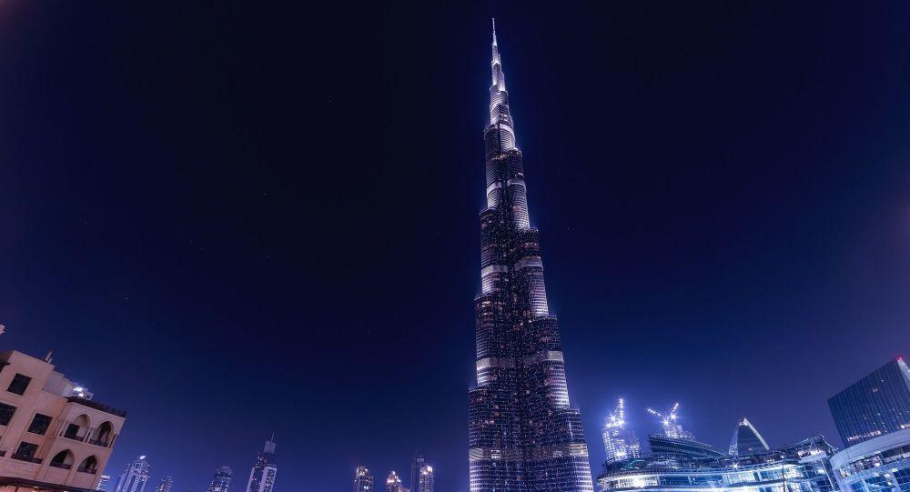 Burj Khalifa, el edificio más grande del mundo