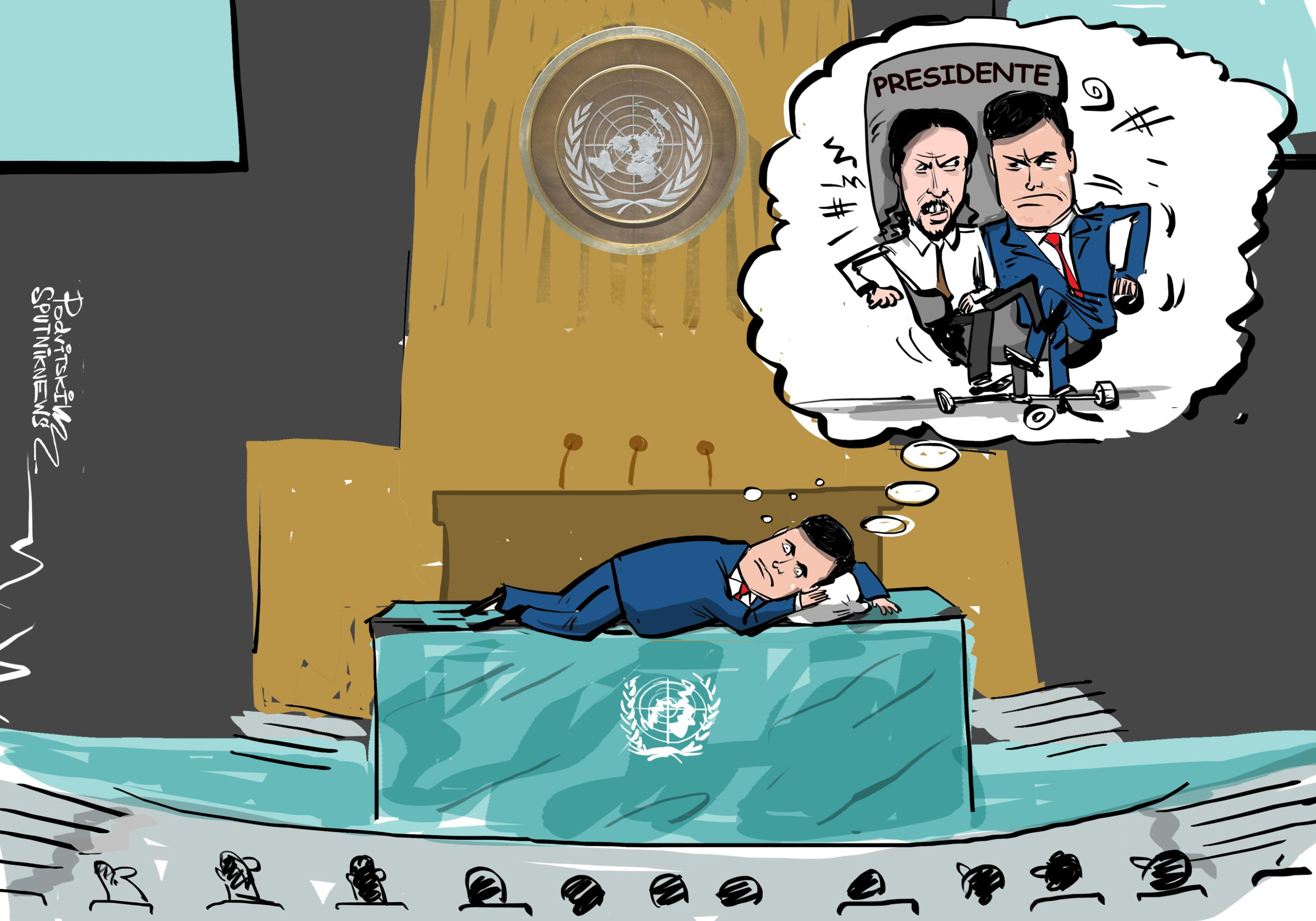 Sánchez afirma que no dormiría por la noche si Podemos estuviese en el Gobierno
