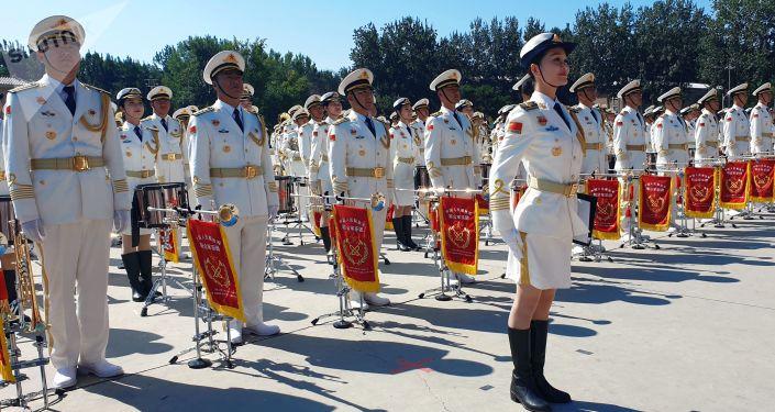 China ensaya el mayor desfile militar de su historia
