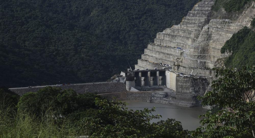 La represa de Hidroituango