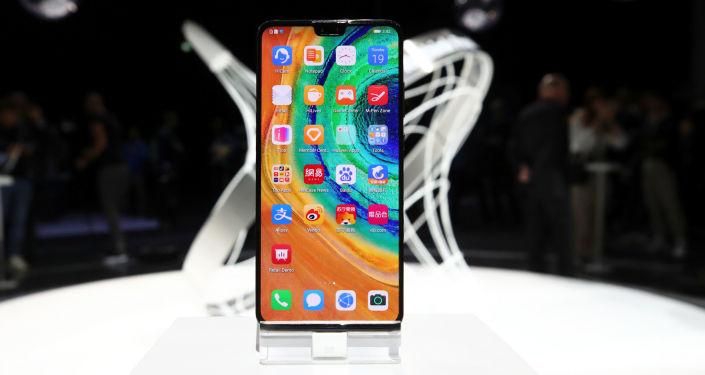 El Huawei Mate 30