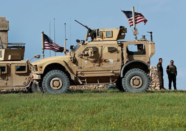 Fuerzas especiales de EEUU en el norte Siria (archivo)
