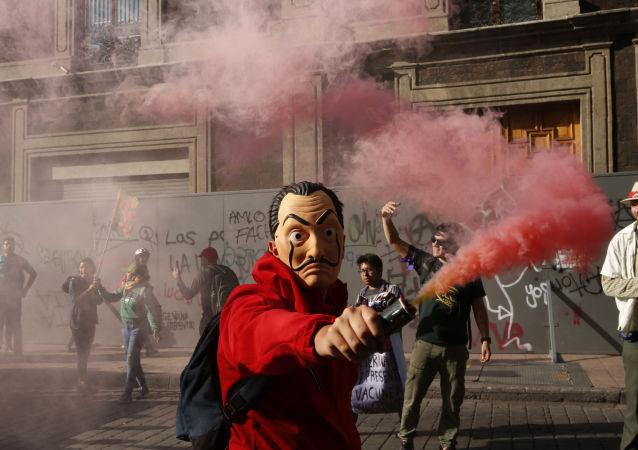 Las protestas del 2 de octubre en México