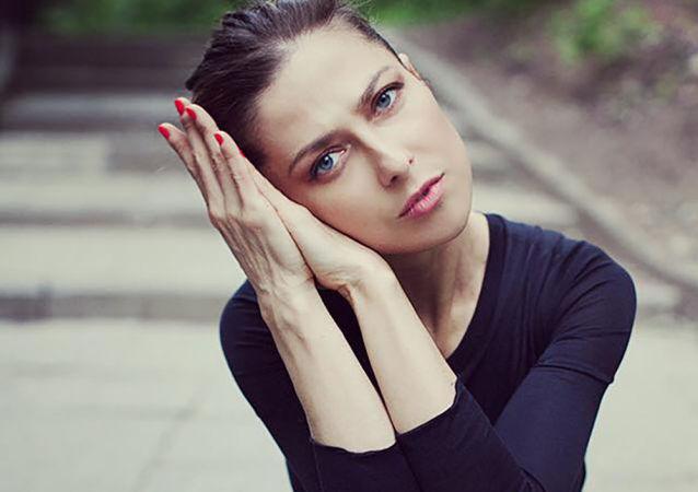 Yulia Yúzik, periodista rusa detenida en Irán