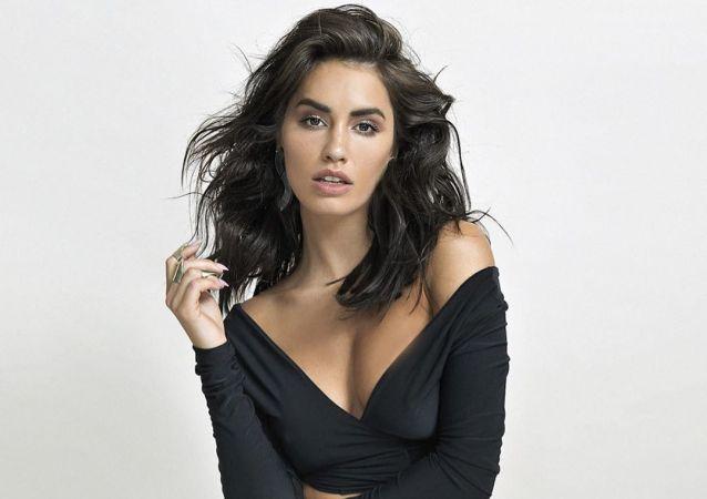 Lali Espósito, cantante y actriz argentina