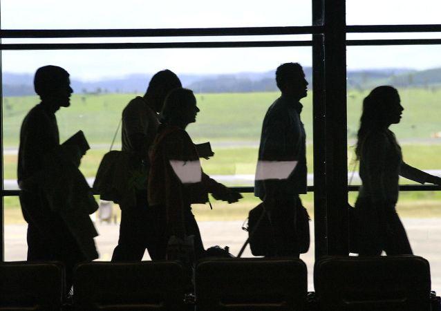 Deportación de los ciudadanos brasileños (archivo)