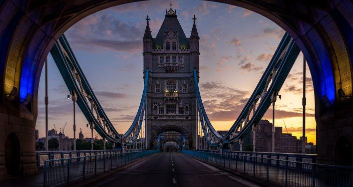 El Puente de la Torre en Londres