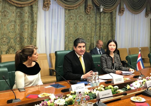 Otto Roberto Vargas Víquez (centro), diputado de la Asamblea Legislativa de Costa Rica