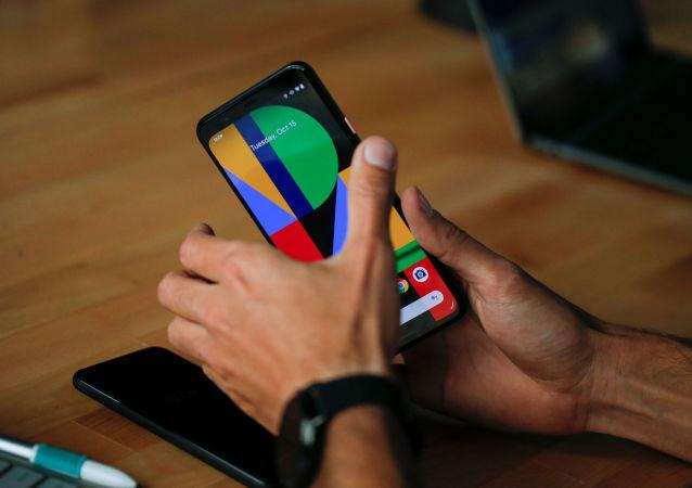 Presentación del teléfono inteligente Google Pixel 4