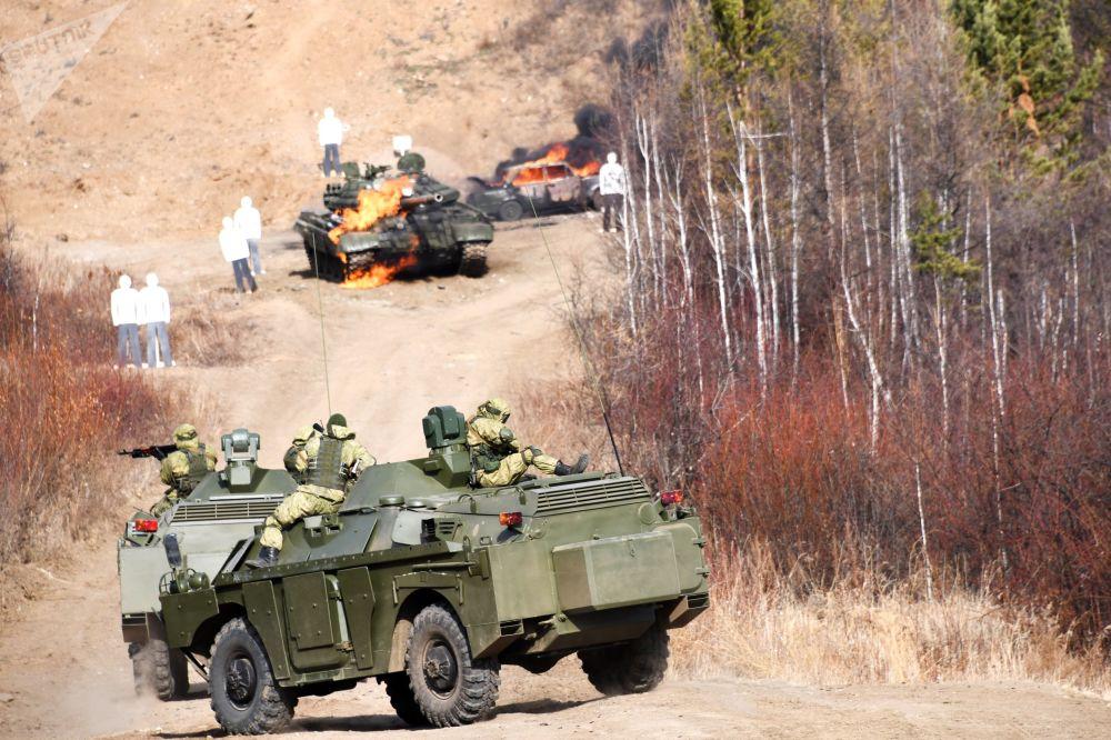Más modernizado y más temible: así es el renovado blindado de Rusia