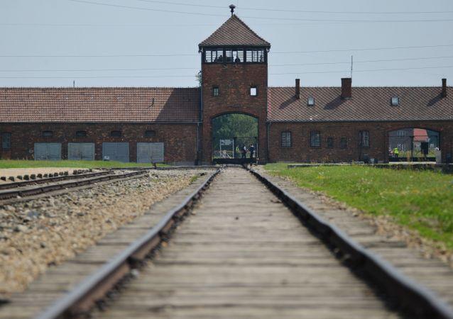 El campo de consetración Auschwitz-Birkenau