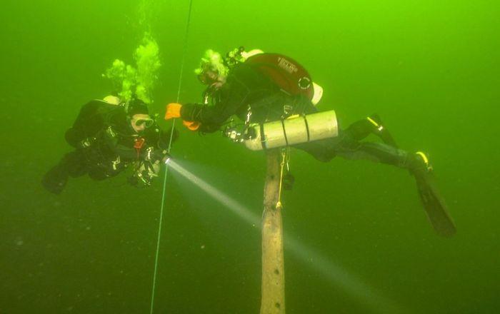 Buques militares, rompehielos y submarinos: ¿qué más se esconde en el fondo del Báltico? (fotos, vídeo)