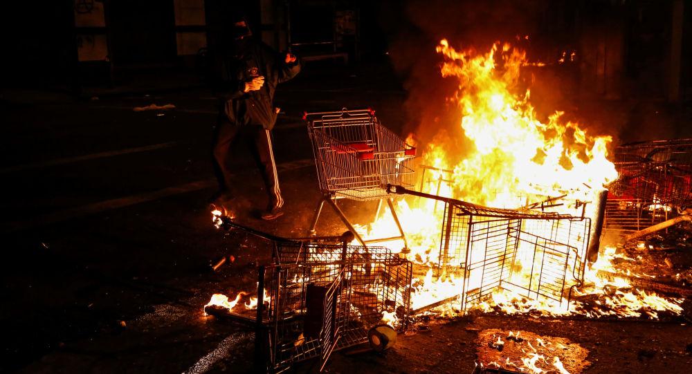 Protestas en Chile