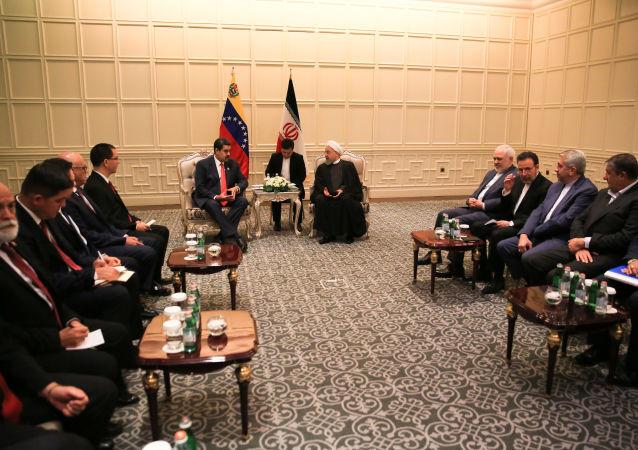 La XVIII cumbre del Movimiento de los Países No Alineados (Mnoal) en Bakú