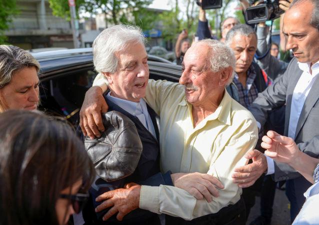 Tabaré Vazquez, presidente de Uruguay